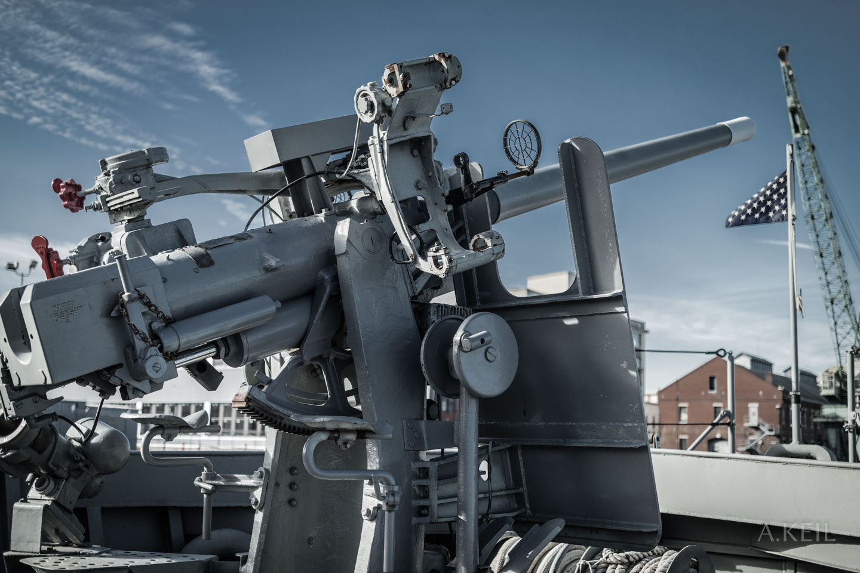 Mare Island Abondoned Naval Shipyard