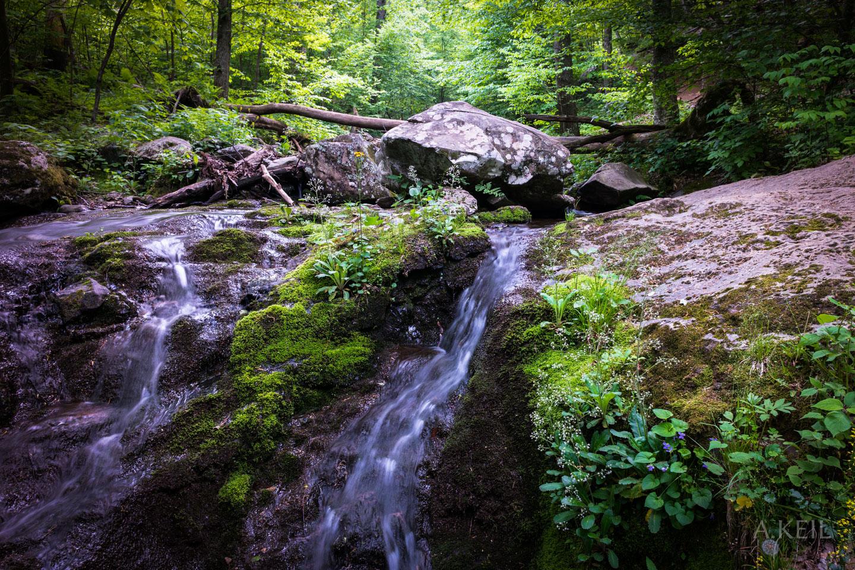 Dark Hollows Falls Shenandoah National Park