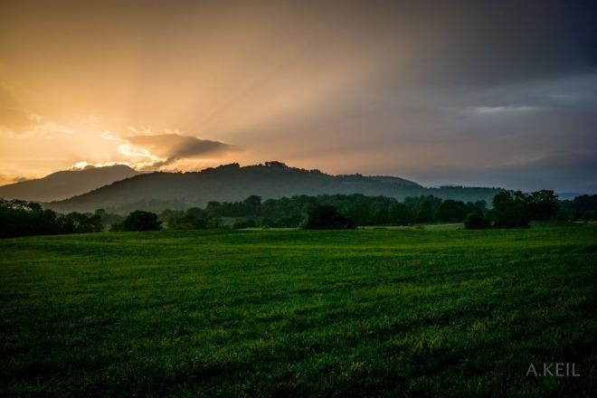 Scenic Highway Virginia Country Lee Highway