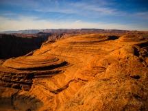 Hiking in Grand Canyons Arizona #20100117-0611