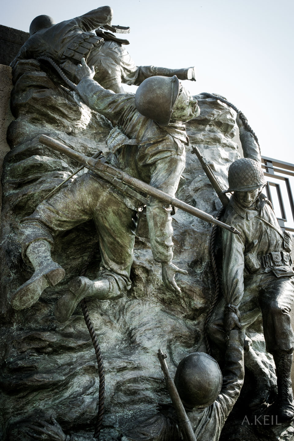 Monument National D-Day Memorial