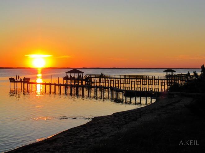 Outer Banks Beach, NC #20100703-0717